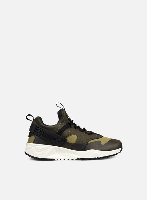 sneakers nike air huarache utility trooper sail cargo khaki