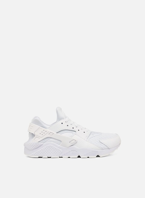 sneakers nike air huarache white white pure platinum