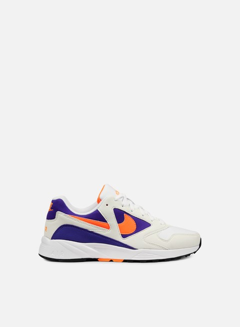 sneakers nike air icarus extra white radiant orange