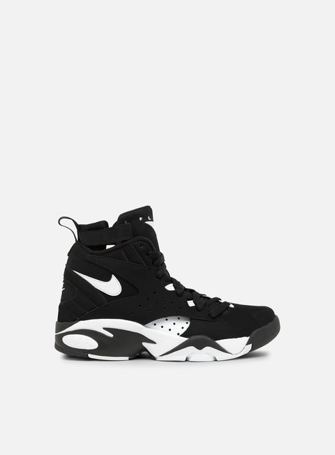 sneakers nike air maestro ii ltd black white