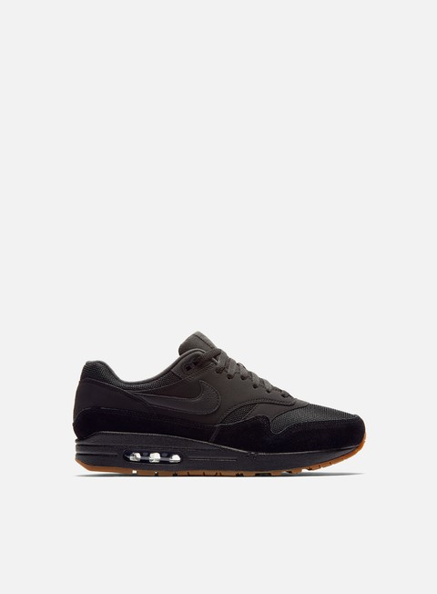 sneakers nike air max 1 black black black