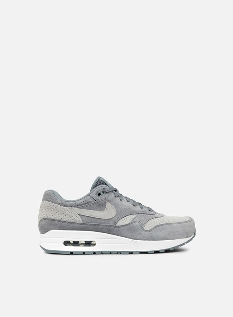 sneakers nike air max 1 premium cool grey wolf grey white
