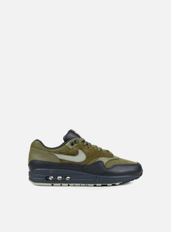 Nike - Air Max 1 Premium, Medium Olive/Dark Stucco/Anthracite