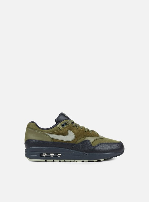 sneakers nike air max 1 premium medium olive dark stucco anthracite