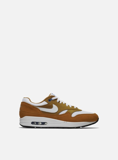 sneakers nike air max 1 premium retro dark curry true white