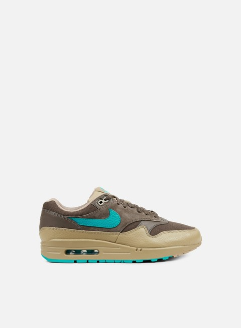 sneakers nike air max 1 premium ridgerock turbo green khaki