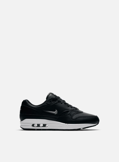 sneakers nike air max 1 premium sc black metallic silver white