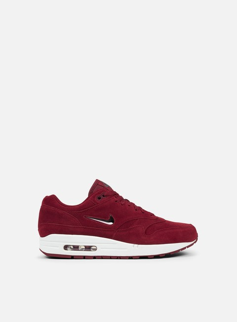 sneakers nike air max 1 premium sc team red metallic dark grey