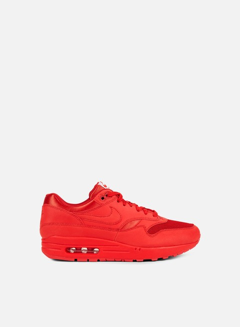sneakers nike air max 1 premium university red university red