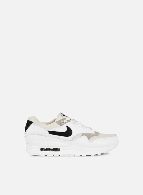 sneakers nike air max 1 premium white black phantom