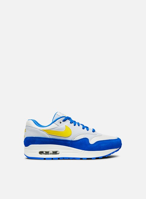 sneakers nike air max 1 sail amarillo pure platinum