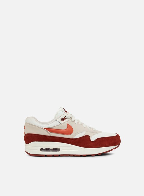 sneakers nike air max 1 sail mars stone vintage coral