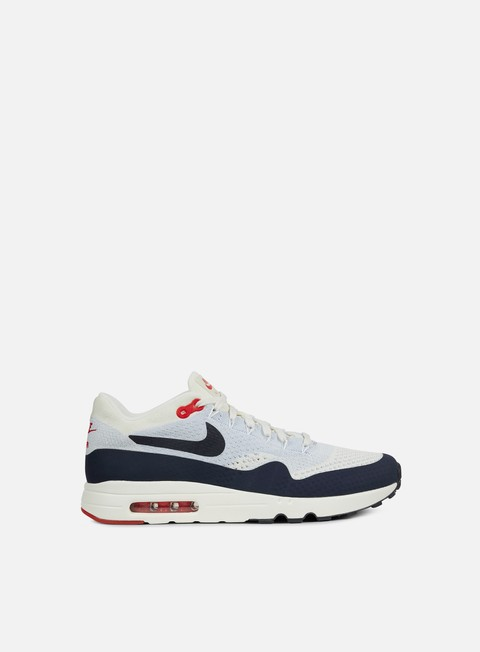sneakers nike air max 1 ultra 20 flyknit sail obsidian wolf grey