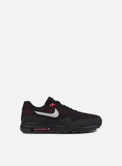 Nike - Air Max 1 Ultra 2.0 Moire, Black/Wolf Grey/Solar Red 1