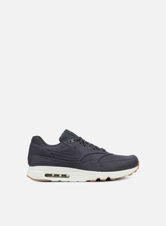 Nike - Air Max 1 Ultra 2.0 Textile, Dark Grey/Anthracite/Sail