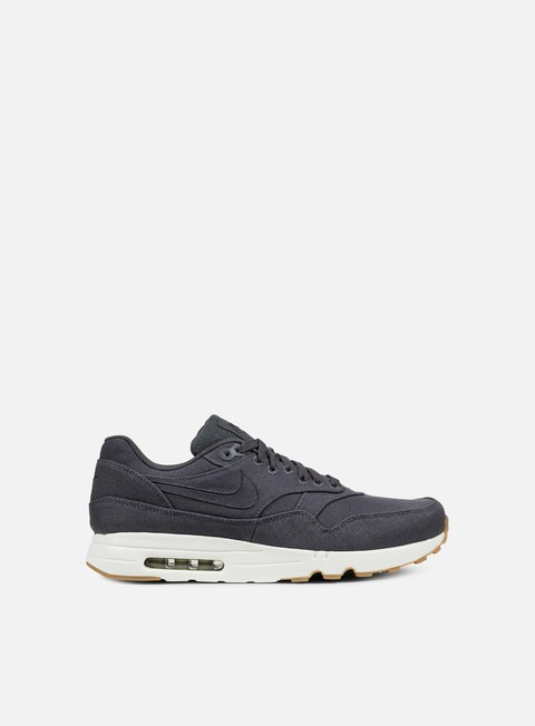 sneakers nike air max 1 ultra 20 textile dark grey anthracite sail