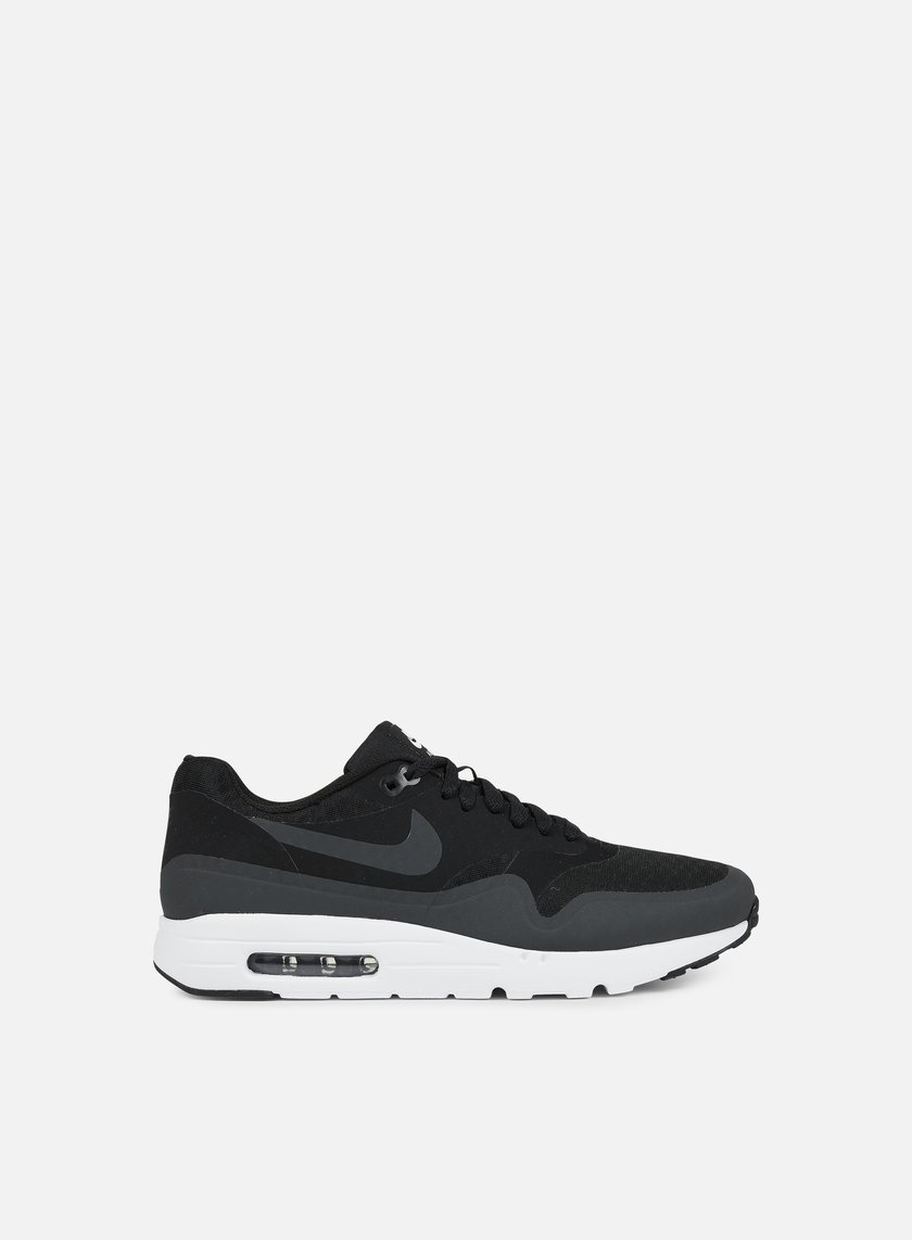 Nike Air Max 1 Ultra Essential BlackAnthracite White 819476 004