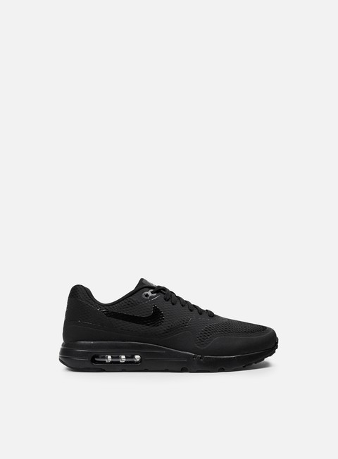 sneakers nike air max 1 ultra essential black black black