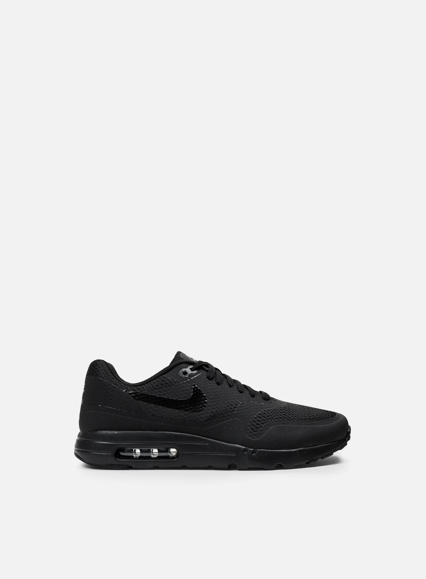 Nike - Air Max 1 Ultra Essential, Black/Black/Black