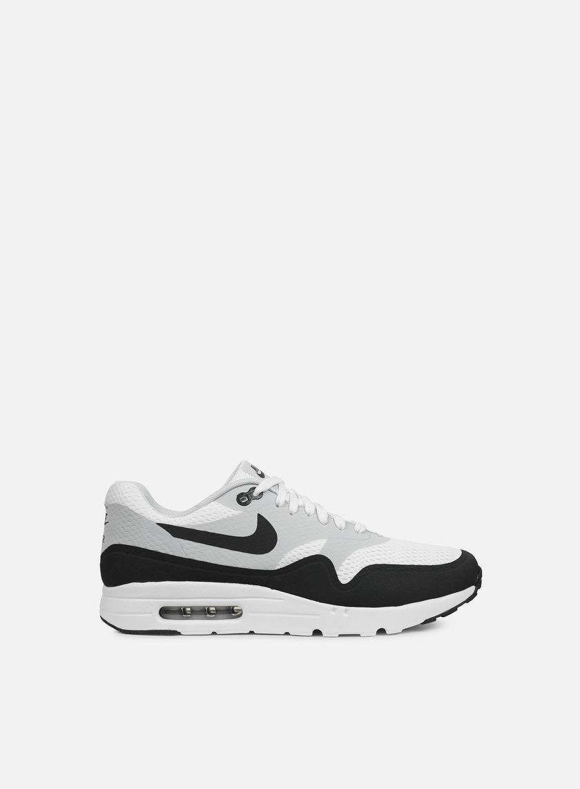 Nike - Air Max 1 Ultra Essential, White/Anthracite/Pure Platinum