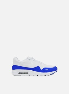 Nike - Air Max 1 Ultra Essential, White/White/Pure Platinum