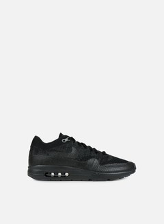 Nike - Air Max 1 Ultra Flyknit, Black/Black/Anthracite