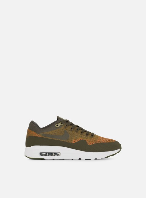 sneakers nike air max 1 ultra flyknit olive flak cargo khaki