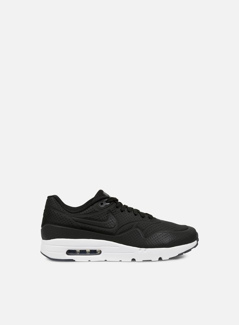 sneakers nike air max 1 ultra moire black black white