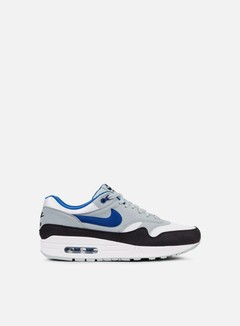 Nike - Air Max 1, White/Gym Blue/Light Pumice