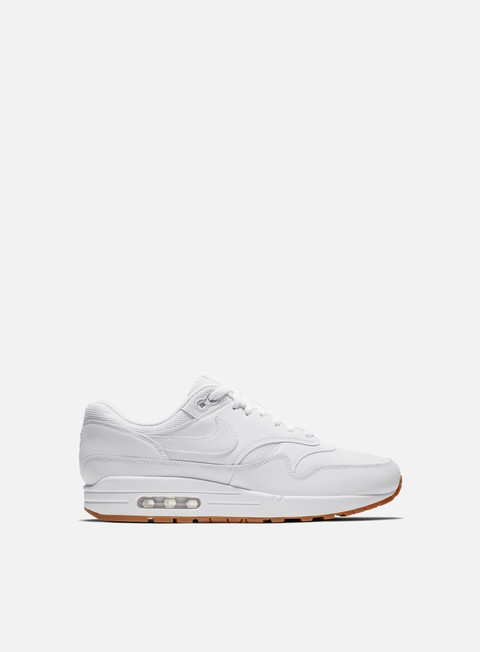 sneakers nike air max 1 white white white