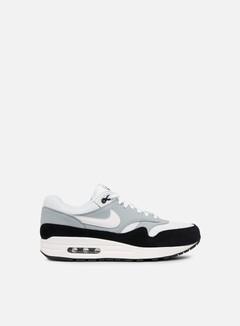 Nike - Air Max 1, Wolf Grey/Black/White