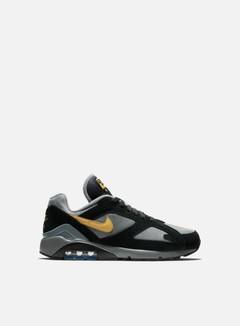 Nike - Air Max 180, Cool Grey/Wheat Gold/Black