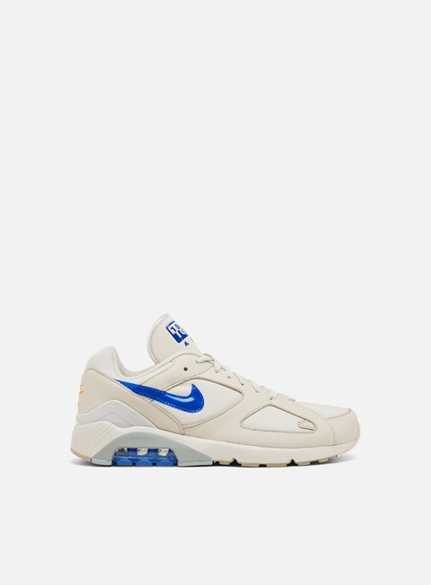 sneakers nike air max 180 desert sand racer blue total orange