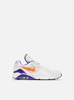 Nike - Air Max 180, White/Bright Ceramic