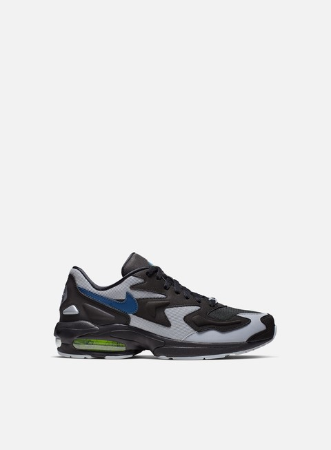 buy popular ee2f5 33c11 Sneakers Basse Nike Air Max 2 Light