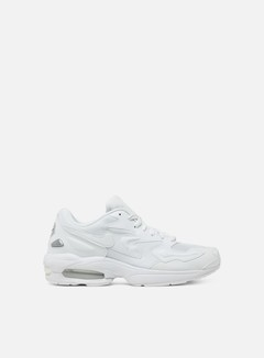 Nike - Air Max 2 Light, Off White/Off White