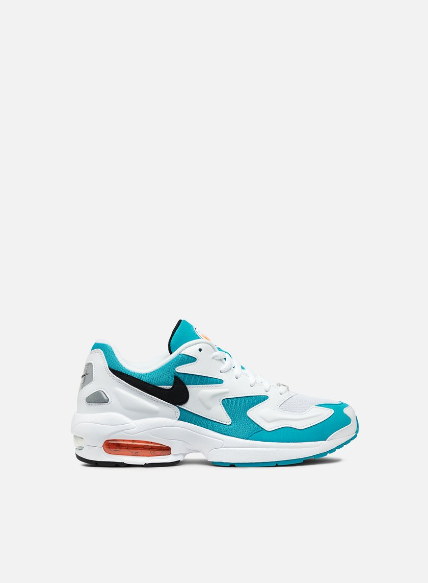 0ff785ae1d NIKE Air Max 2 Light € 97 Low Sneakers | Graffitishop
