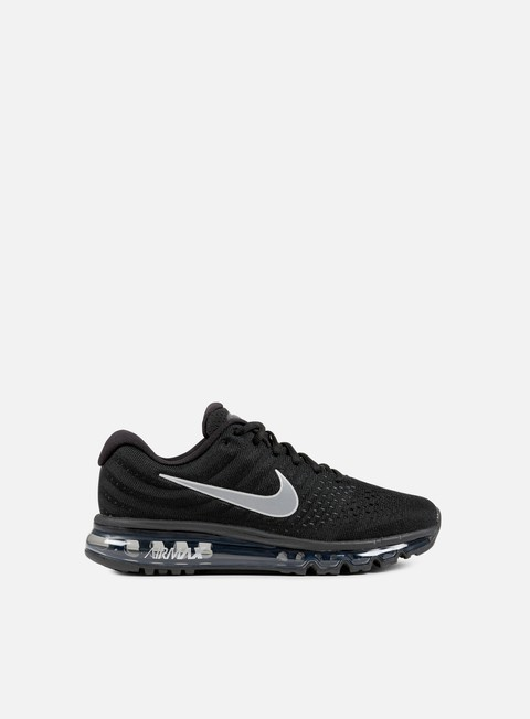 sneakers nike air max 2017 black white anthracite