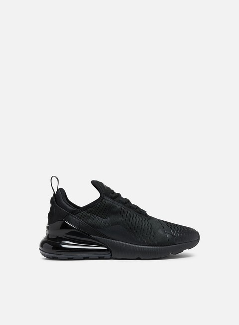 sneakers nike air max 270 black black black