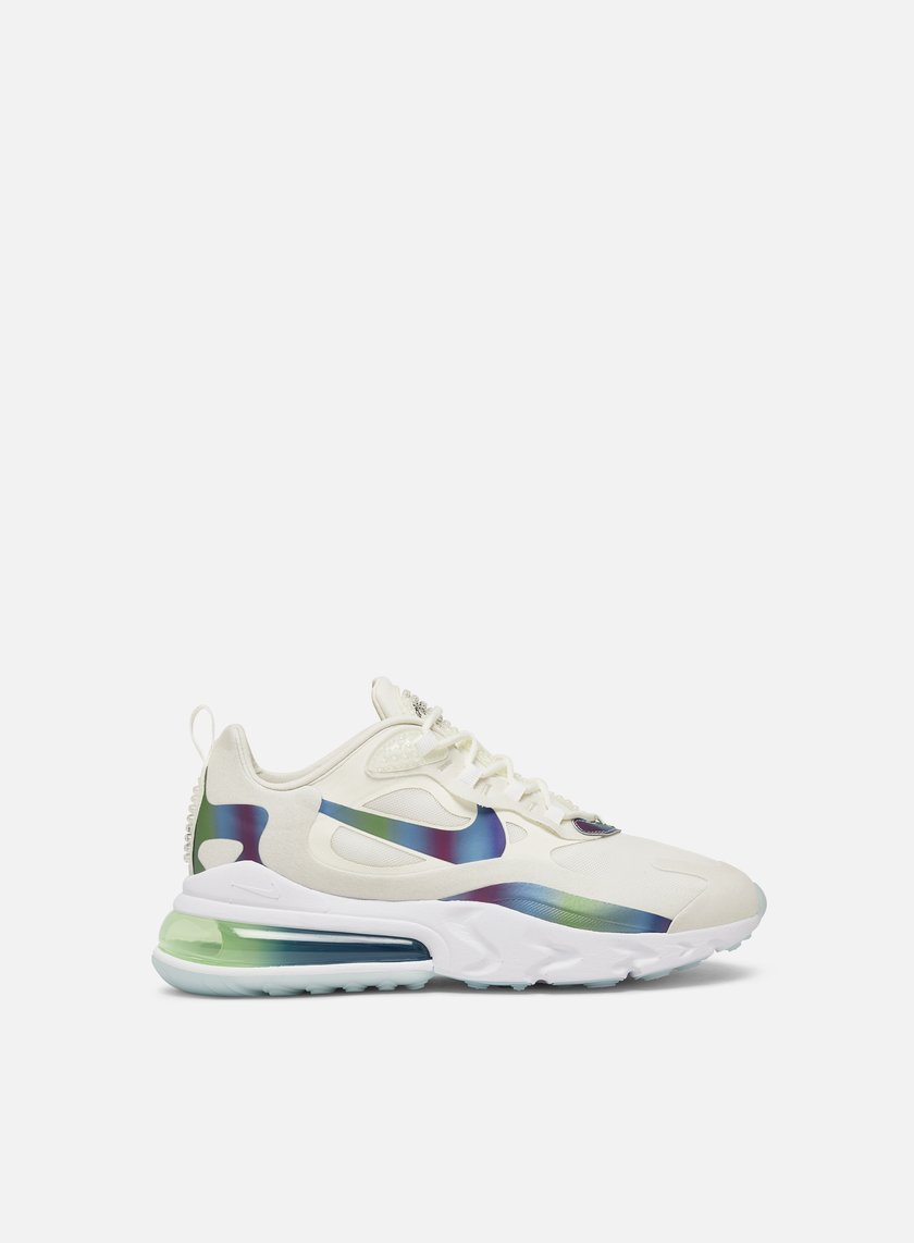 air max 270 react nere uomo