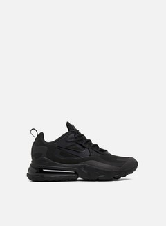 Nike - Air Max 270 React, Black/Oil Grey/Oil Grey/Black