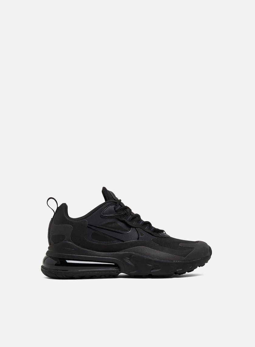 Nike Air Max 270 React Men Black Oil Grey Oil Grey Black Graffitishop