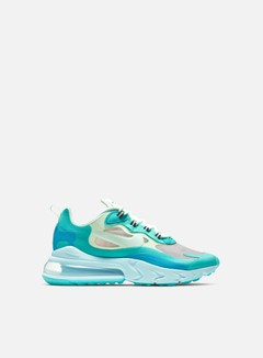 Nike - Air Max 270 React, Hyper Jade/Frosted Spruce/Barley Volt