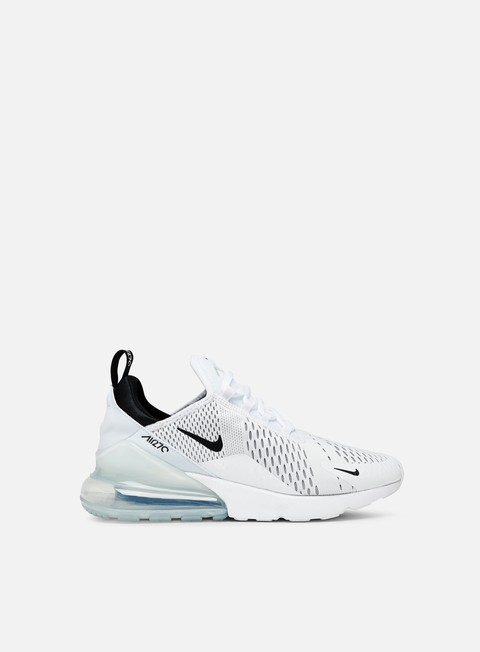 sneakers nike air max 270 white black white
