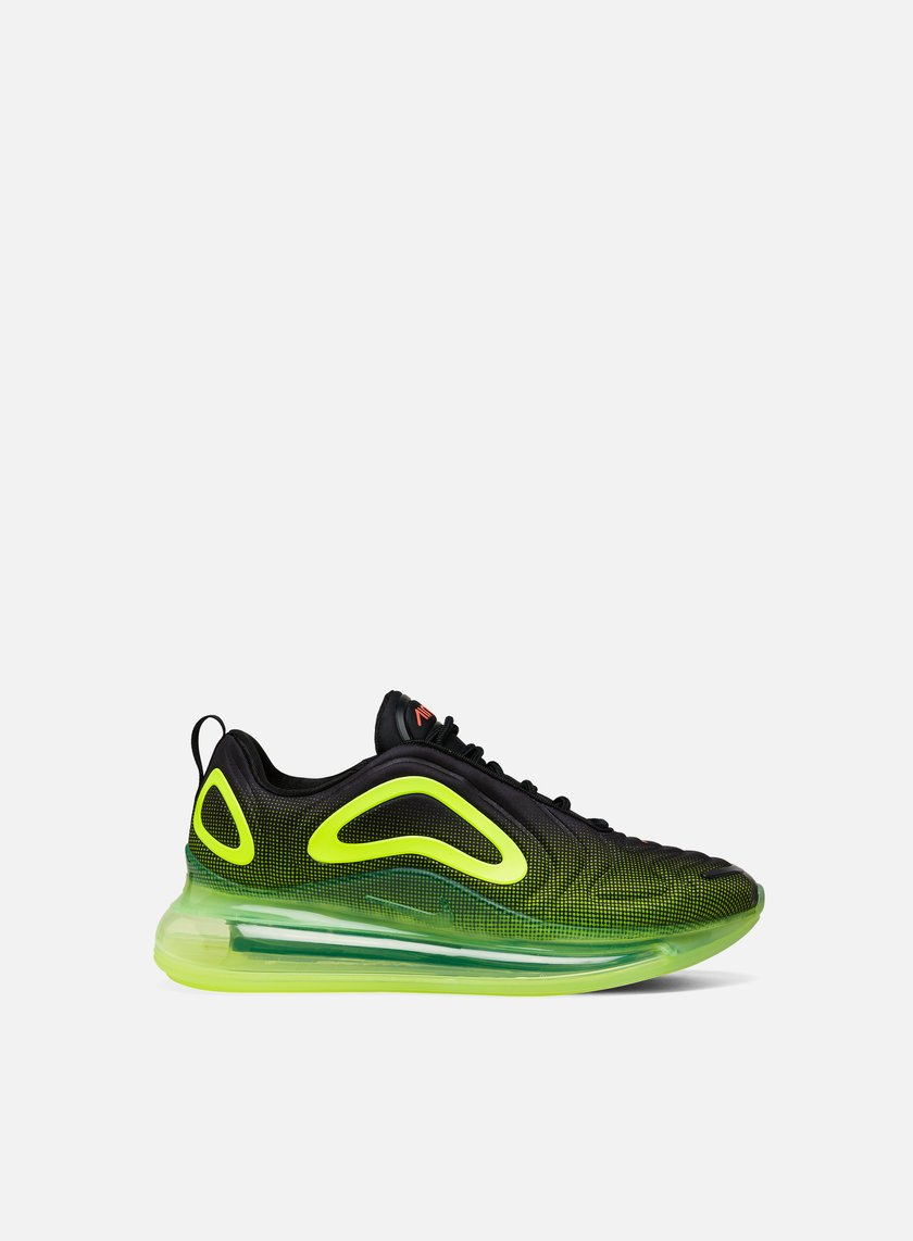 air max 720 gialle fluo