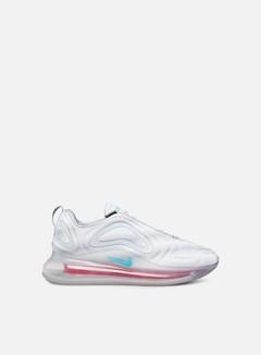 Nike - Air Max 720, Wolf Grey Teal/Nebula/Red Orbit/White