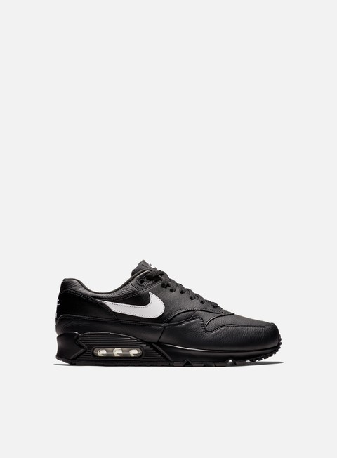 sneakers nike air max 90 1 black white black