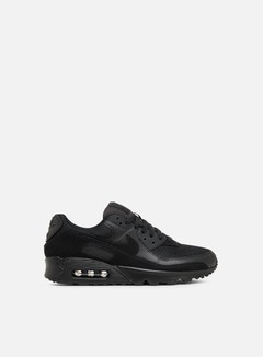 Nike - Air Max 90, Black/Black/Black/White