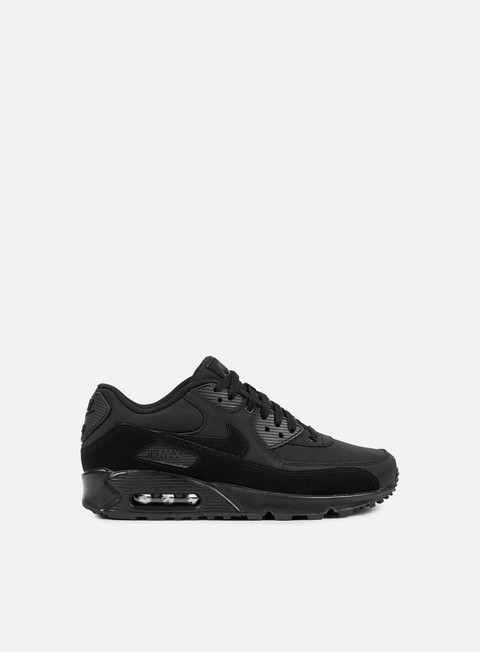 sneakers nike air max 90 essential black black