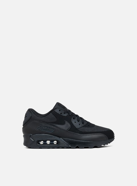 sneakers nike air max 90 essential black black black
